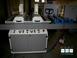 комбинированная сушка Mikon MPUV к печатным/лакировальным машинам