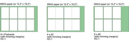 модуль для порезки почтовых открыток HC-1 (Morgana CardXtra Plus)