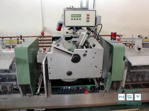 станция вклейки карточек модель 315 с системой подачи клея Robatech