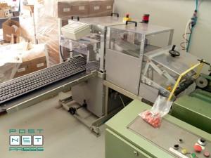 приемный выводной стеккер Tecnograf M2X (2009)
