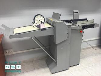 Nagel DigiFold с функциями автоматической биговки и фальцовки (2004 год)
