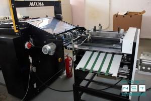 модуль перекрестной фальцовки газет Obscure Maxima 50x70