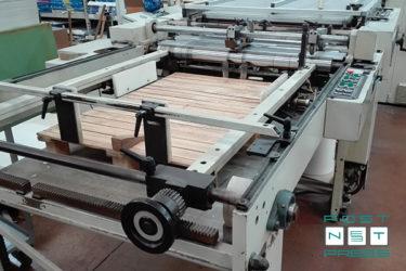 автоматический приемный стеккер (ламинатор Paperplast DRY 50/76)