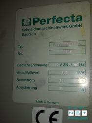 шильдик резалки Perfecta 92 TVС (№70208)