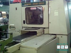 машина трехножевой обрезки Perfecta SD 75 F-1 (in-line)