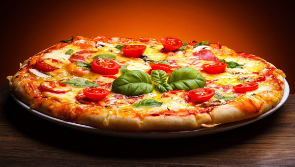 классическая пицца Маргарита (Pizza Margherita)