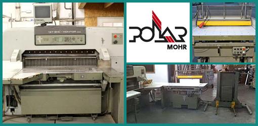 Polar 137 EMC-MONITOR Autotrim + периферия, 1987 год