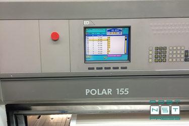 цветной графический TFT дисплей (Polar 115ED)