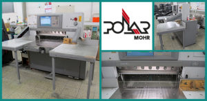 программно-управляемая резальная машина Polar 78 X (б/у)