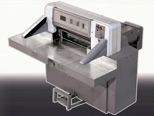 одноножевая бумагорезательная машина Polar 78 E (E-серия)