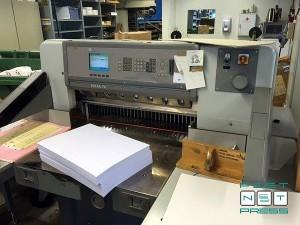 гидравлическая бумагорезальная машина Полар 78 ED (б/у)
