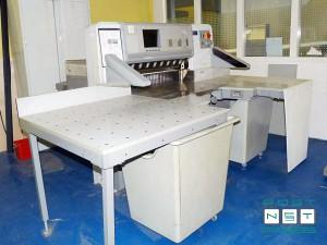 бумагорезательная машина Polar 92 ED, 1998 год