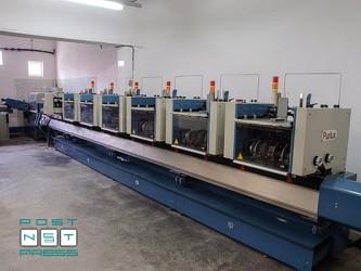 вкладочно-швейно-резальный автомат Purlux LQD8E (2001 год)