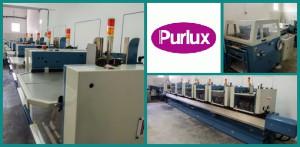 вкладочно-швейно-резальный автомат Purlux LQD8E (б/у из Европы)