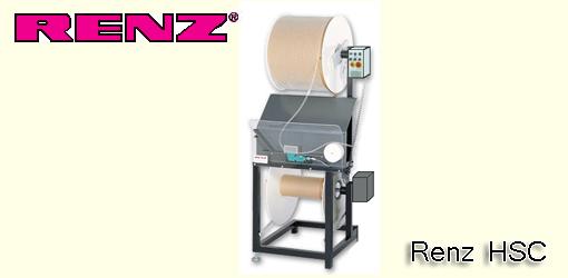 Машина для автоматической порезки пружины RENZ HSC