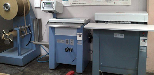 комплект календарного wire-O оборудования Rilecart F-800, Rilecart R-500, 2006 год