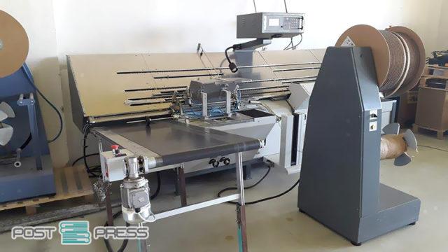 перфорационно-навивочная машина wire-O Rilecart PB-796 HD MK3 (б/у)