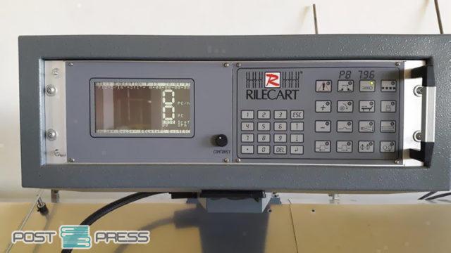 пульт управления Rilecart PB-796 HD (2007 год)