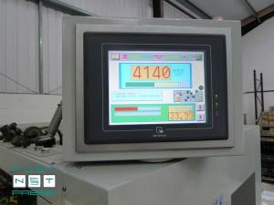 штанцевальная машина SBL 1050SE (пульт управления)