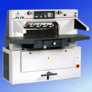 одноножевая бумагорезательная машина SEM FL-76