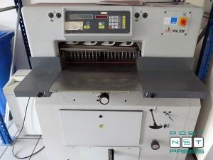 бумагорезательная машина FL-58 (SEM), 2000 год