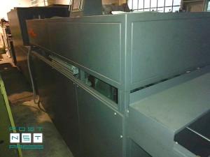комбинированная ИК/УФ-сушка к лакировке Sacurai SC-72