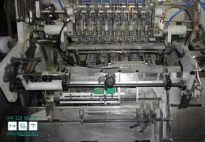 ниткошвейка Smyth Freccia F180 (швейный узел)