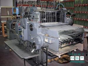 стоп-цилиндр под тиснение Steuer PZ-82 (Heidelberg SBB)
