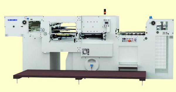 автоматический высекательный пресс TMZ EWT-106