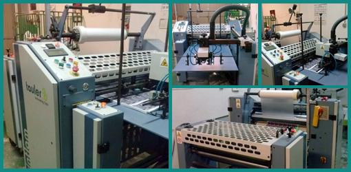 б/у ламинатор Tauler PrintLam 75 CTI, 2007 год выпуска