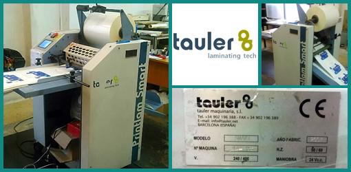 продам ламинатор Tauler Printlam Smart 45 (2007 год)