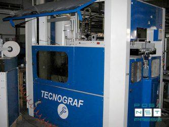 книговставочная линия Tecnograf Easy Tower, 2006 год