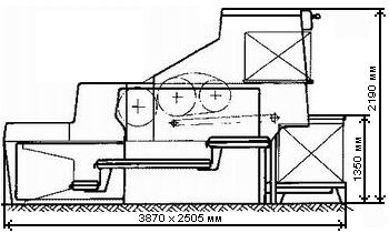 VEB Polygraph Victoria 1040 (схема)