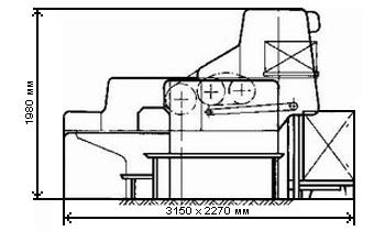 VEB Polygraph Victoria 820 (схема)