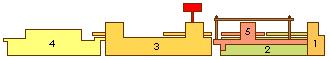 схема расположения модулей Versor SK 75k3
