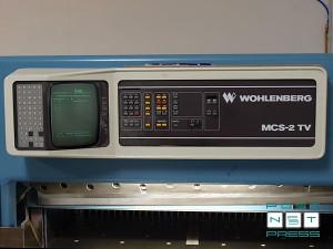 микрокомпьютер MCS-2: 99 программ, 512 ячеек памяти (Wohlenberg 115)