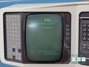 ТВ-монитор, гильотина Воленберг 115 MCS-2 TV (б/у)