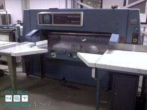 гильотина Wohlenberg 155 MCS-3 TV