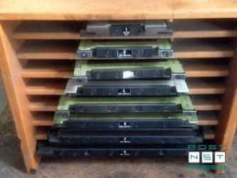 комплект ЗИП оснастки для трёхножевой машины Wohlenberg 44 FM 50
