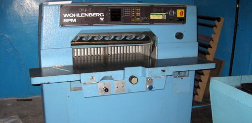 Wohlenberg 76 SPM (1988)