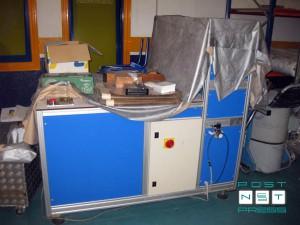 биговально-клепальная машина Zechini Strike, 2007 год