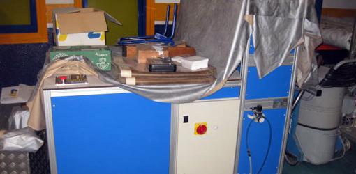 биговально-клепальная машина Zechini Strike, 2007 год выпуска