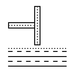 диаграмма фальцовки KI 55 PROLINE