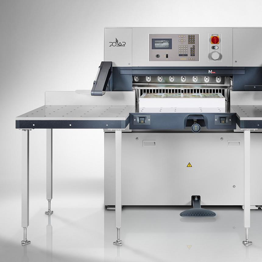 бумагорезательные машины